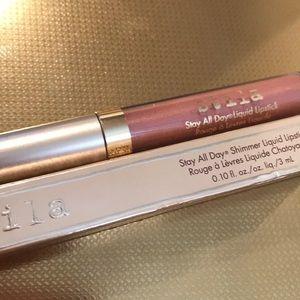 Unused stila stay all day shimmer lipstick